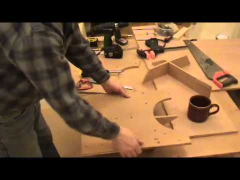 How to build a Dobsonian telescope (Part Three)