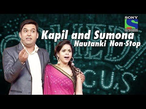 Xxx Mp4 Kapil Sharma And Sumona S Nautanki Non Stop Comedy Circus 3gp Sex