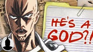 Is Saitama a God?! One Punch Man Conspiracy  - Cartoon Conspiracy (Ep. 126)