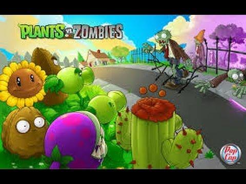 Plants vs Zombies - Cooldown Hack Tutorial [Cheat Engine]