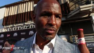 """Bernard Hopkins """"Does McGregor Know How To Put Boxing Gloves On"""""""