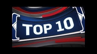 NBA Top 10 Plays of the Night | March 11, 2019