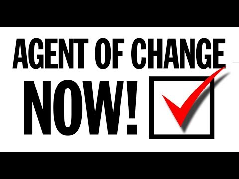 Send your MP a message about Agent of Change.