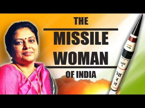 Who Is Tessy Thomas? Meet The First Missile Woman Of India - Story of Tessy Thomas (Hindi)