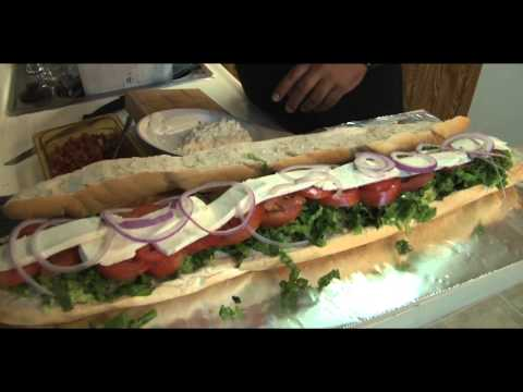 How to Make a Party Sub