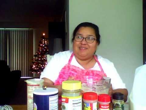 Mexican White Salsa.wmv