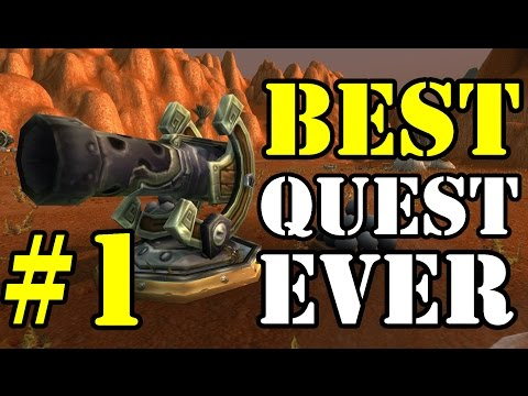 WoW BEST QUEST EVER #1