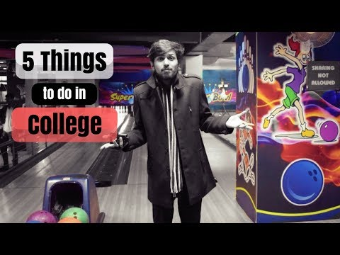How to have fun in College | Kuch Bhi Reviews