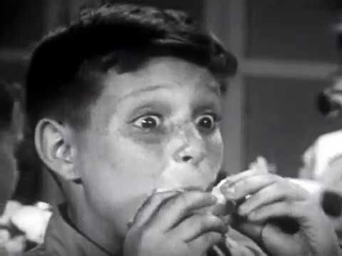 GOOD EATING HABITS - 1950s Nutrition Film