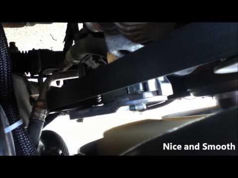 Jumpy Belt, 2002 Ford Explorer XLT 4L V6