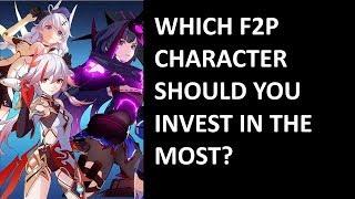 Honkai Impact S rank character Tier List (SEA/Global Ver 2 6~2 8