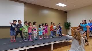 2018 Cccnj Retreat Closing Ceremony (preschool)