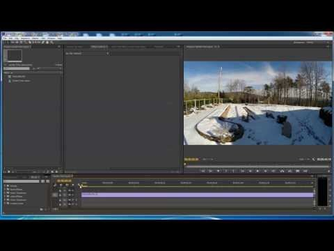 How To Make a GoPro Photo Time Lapse Adobe Premiere Pro CC Easy Way