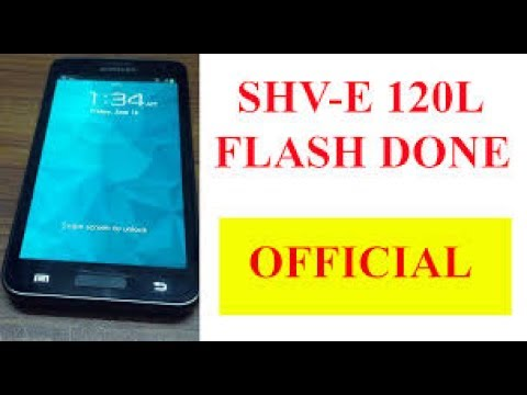 SAMSUNG GALAXY S2 HD LTE SHV E120L HOW TO FLASH WITH ODIN TOOL