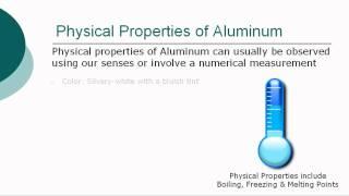 Aluminium ***