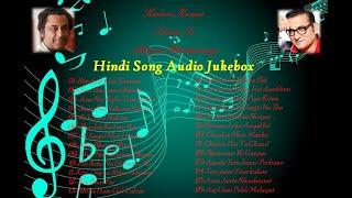 Abhijeet  tribute to Kishore Kumar   / hindi audio jukebox/Abhijeet tribute to kishore
