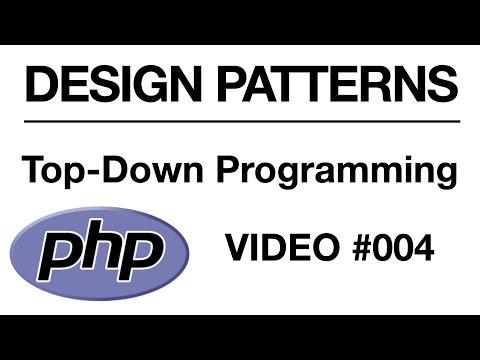PHP - Top Down Programming Logic - Part 5