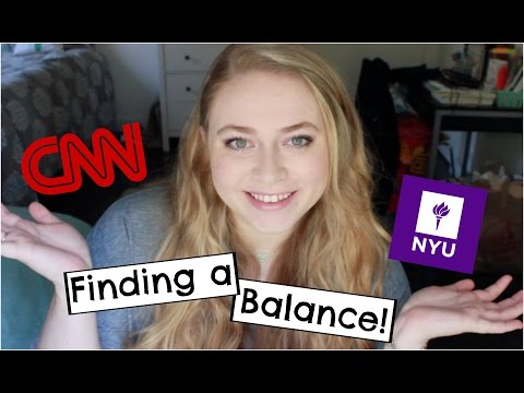How to: Balance College and Internships