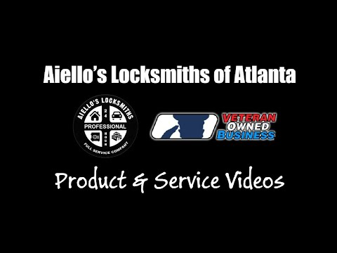 Kwikset Titan Series Lock Cylinder Overview