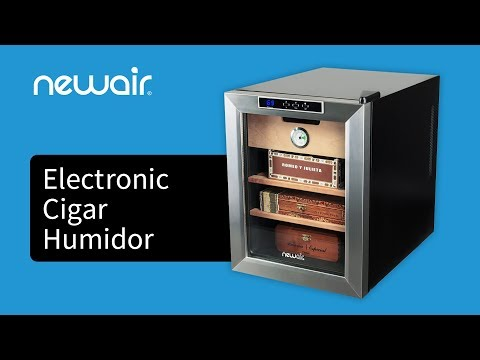 Electronic Cigar Humidor | NewAir CC-100