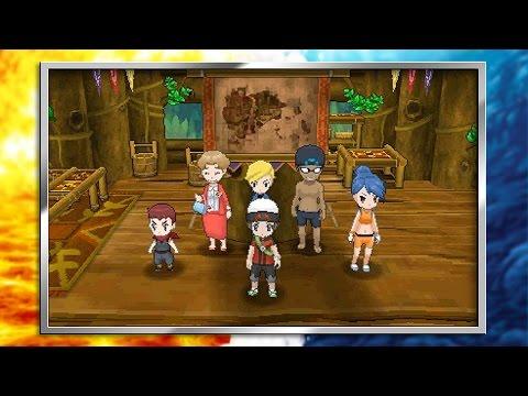 Catch 'Em All in Pokémon Omega Ruby and Pokémon Alpha Sapphire!