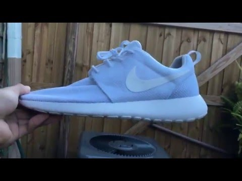 How to clean all white shoes