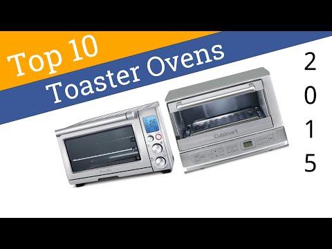 10 Best Toaster Ovens 2015