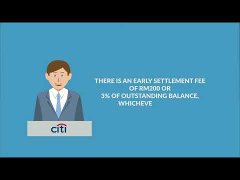Citi: Citibank Personal Loan: Interests & Fees