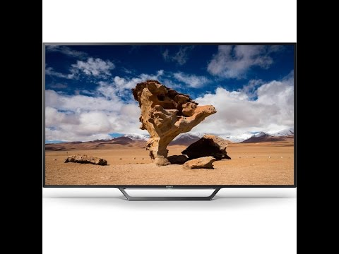 Sony KDL55W650D 55-Inch Built-in Wi-Fi with Full HD TV (2016) Review