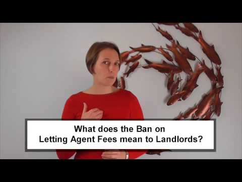 Ban on Letting Agent Fees to Tenants in Autumn Statement 2016