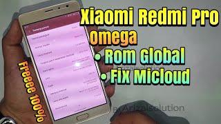 Flash Xiaomi Redmi Pro Using SP Flash Tool [Locked