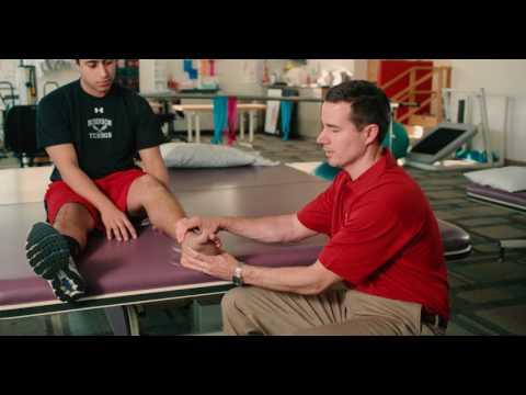 Ankle Sprains - Corey Thompson, MD | SportFit | WakeMed Children's