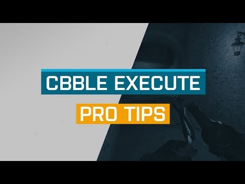 CS:GO - ProTips: Cobblestone - T Side One Man Execute for Drop