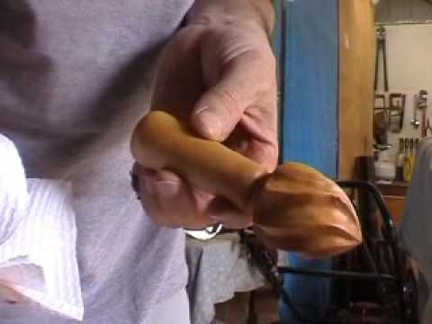 How to Make a Wooden Lemon Juicer