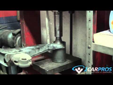 Lower Control Arm Bushing Replacement Honda Element 2003-2011
