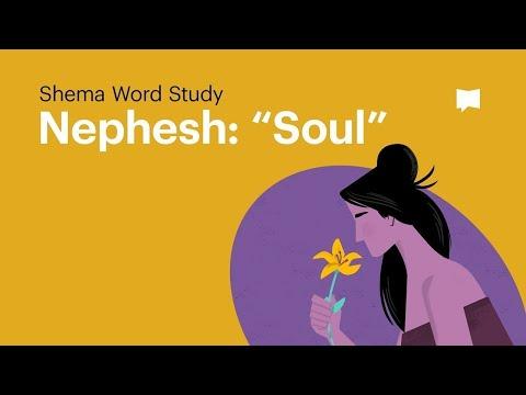 Word Study: Nephesh -