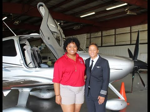 Tuskeegee NEXT Flight School Grant from American Airlines