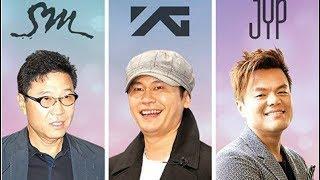 Download SM Entertainment VS YG Entertainment VS JYP Entertainment Video