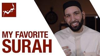 My Favorite Surah (People of Quran) - Omar Suleiman - Series Finale