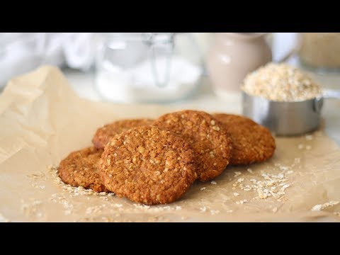 ANZAC Biscuits Recipe | Recipes by Carina