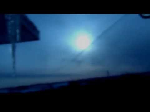 Planet X Nibiru Black Line Across The Sky Phenomena 2015