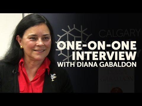 An Interview with Diana Gabaldon - Calgary Public Library