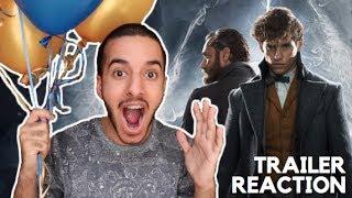 Fantastic Beasts: The Crimes of Grindelwald - Trailer Reaction