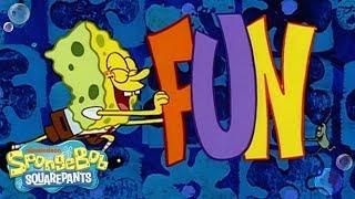 Sing Along w/ the F.U.N. Song!! #TuesdayTunes | SpongeBob