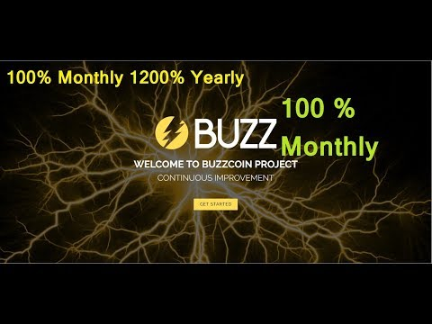 Buzz Coin Staking How to Start | 100% Profit Monthly 1200% Profit yearly