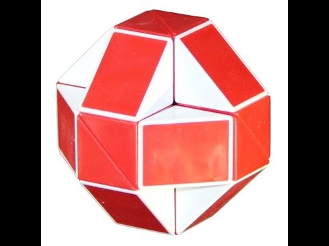 How to make a Ball with a Snake Cube.