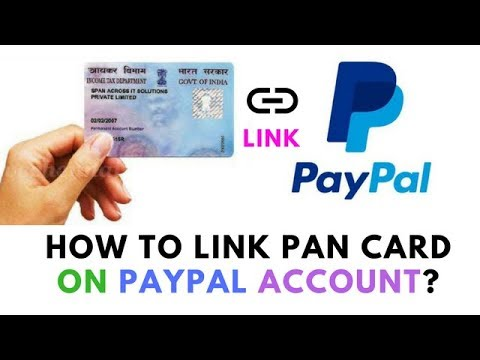 [Hindi] How to Link PAN Card On Paypal Account?