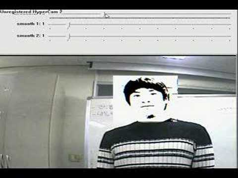 face detection and converting to binary image