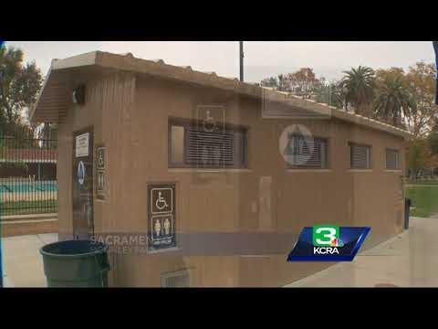 Syringes, trash clog Sacramento's McKinley Park restrooms