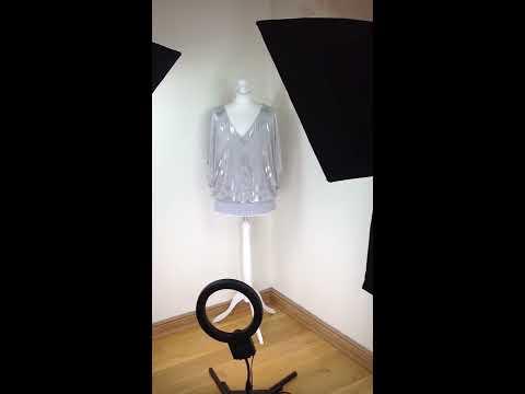 My eBay photography lighting set up - make money on eBay selling clothes - UK reseller